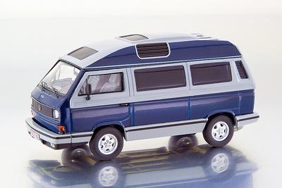 "Volkswagen T3a Camping Car ""Dehler - perfilada"" (1985) Premium ClassiXXs 1/43"