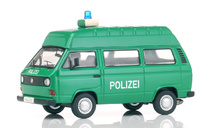 "Volkswagen T3a ""Polizei"" (1980) Premium Classixxs 1/43"