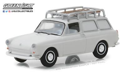 Volkswagen Tipo 3 Panelada (1963) Greenlight 1/64