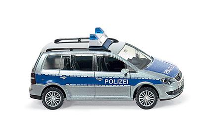 Volkswagen Touran Policia (2003) Wiking 1/87