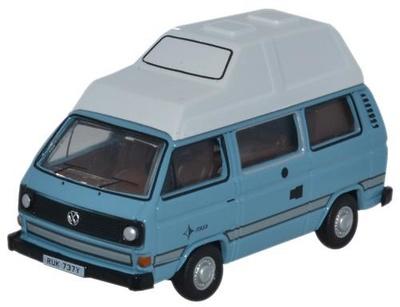 Volkswagen Transporter T25 Camper (1982) Oxford 1/76