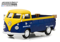 Volkswagen Type 1 Michelin tires Greenlight 1/43