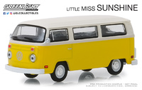 Volkswagen Type 2 Bus de 1978 Little Miss Sunshine (2006) Greenlight 1/64