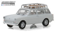 Volkswagen Type 3 Squareback (1968) Greenlight 1/64