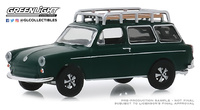 Volkswagen Type 3 Squareback (1969) Greenlight 1/64