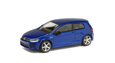 Volswagen Golf R serie 7 (2015) Solido 1/64