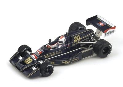 """Williams FW05 """"GP. Japón"""" nº 20 Arturo Merzario (1976) Spark 1:43"""