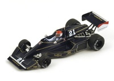 "Williams FW05 ""GP. Sudafrica"" nº 21 Michel Leclere (1976) Spark 1:43"