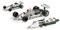 Williams FW07B nº 27 Alan Jones (1980) Minichamps 1/43
