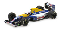 Williams FW14B nº 5 Nigel Mansell (1992) Minichamps 1:43