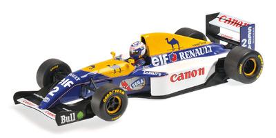Williams FW15C nº 2 Alain Prost (1993) Minichamps 1/18