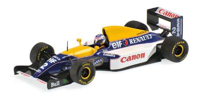 Williams FW15C nº 2 Alain Prost (1993) Minichamps 1/43