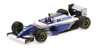 "Williams FW16 ""GP. España"" David Coulthard (1994) Minichamps 1:43"
