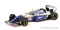 Williams FW16 nº 2 Ayrton Senna (1994) Minichamps 1:12