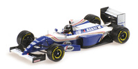 "Williams FW16B ""GP. Japón"" nº 0 Damon Hill (1994) Minichamps 1:43"