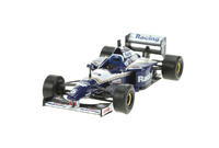 Williams FW18 nº 5 Damon Hill (1996) Sol90 1:43