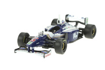 "Williams FW19 ""GP. Brasil"" nº 3 Jacques Villeneuve (1997) Sol90 1:43"