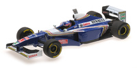 Williams FW19 nº 3 Jacques Villeneuve (1997) Minichamps 1:18