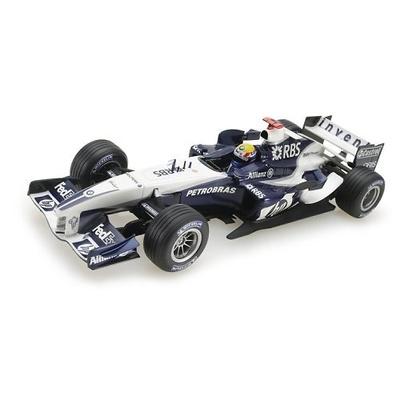 Williams FW27 nº 7 Mark Webber (2005) Hot Wheels 1/18