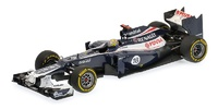Williams FW34 nº 18 Pastor Maldonado (2012) Minichamps 410120018 1:43