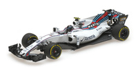 Williams FW40 nº 18 Lance Stroll (2017) Minichamps 1:43