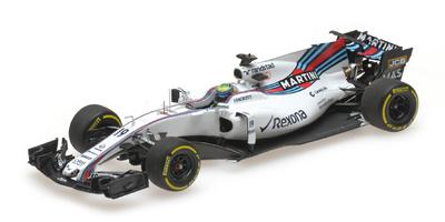 Williams FW40 nº 19 Felipe Massa (2017) Minichamps 1:43