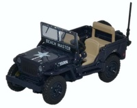 "Willys MB ""Royal Navy"" (1943) Oxford 1/76"