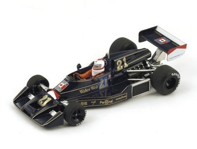 "Wolf Williams FW05 ""GP. Japón"" 1976 nº 21 Hans Binder (1976) Spark 1:43"