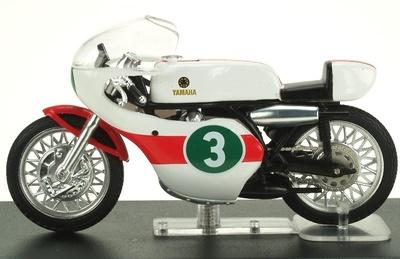 Yamaha RD05 250 nº 3 Phil Read (1968) Altaya 1/24