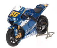 Yamaha YZR M1 nº 46 Valentino Rossi (2005) Guiloy 1/18
